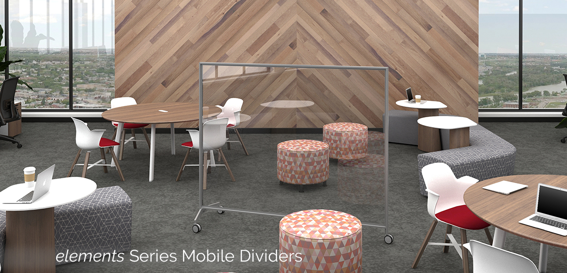 elements Series Mobile Dividers